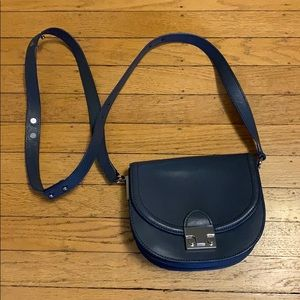 Loeffler Randal Saddlebag Crossbody
